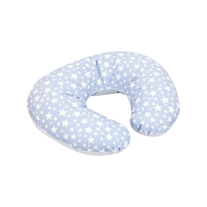 Cambrass Small Nursing Pillow (58 x 45 cm, Star Blue)