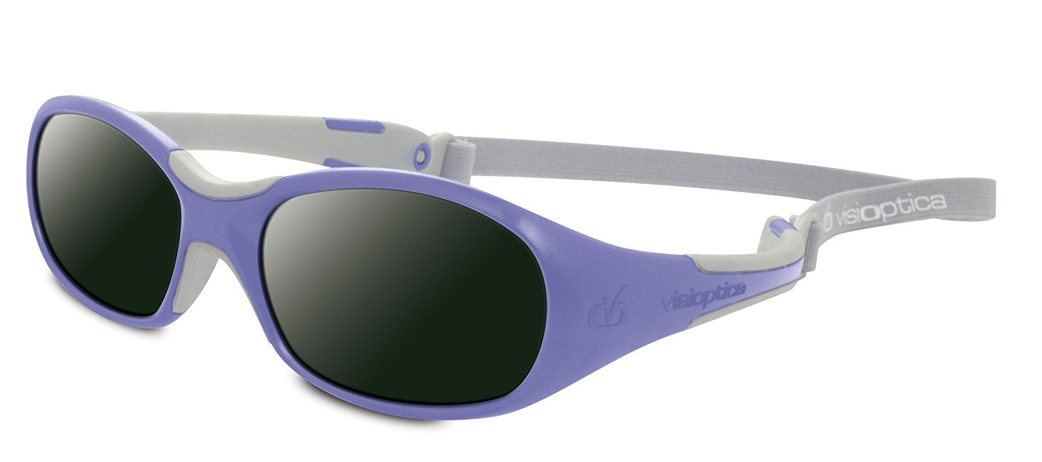 Visioptica Kids Reverso Alpina (2-4 Years, Pearly Purple/ Grey)