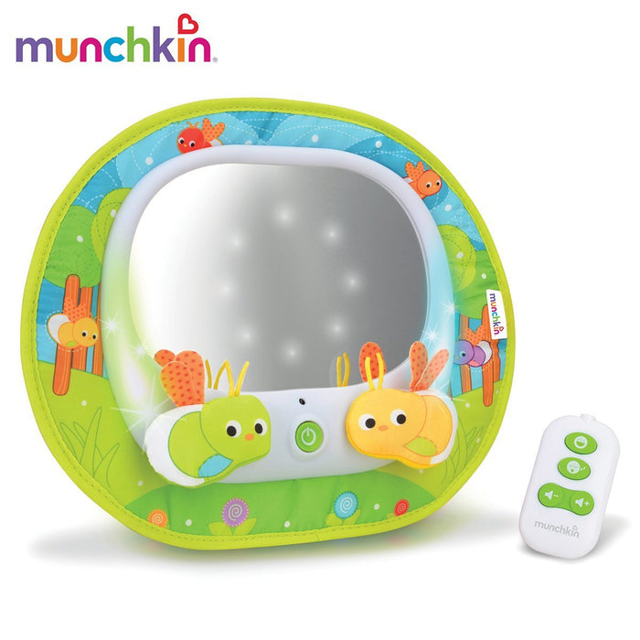 Munchkin Baby In-Sight Magical Fire Fly  Mirror