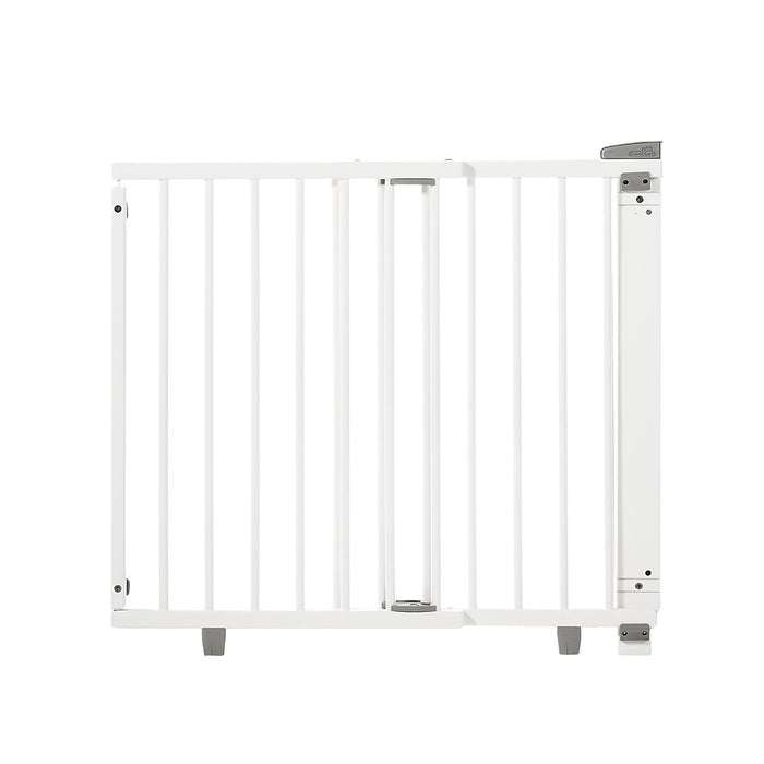 Geuther 2734 Swinging Safety Gate for Doors (White)