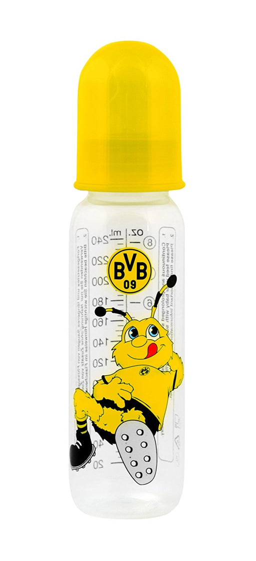 primamma 44576100 Baby Bottle with Borussia Dortmund FC Design