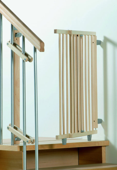 Geuther 2735 Swinging Safety Gate for Stairs (Natural)