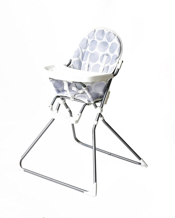 Baby Elegance Salt and Pepper High Chair
