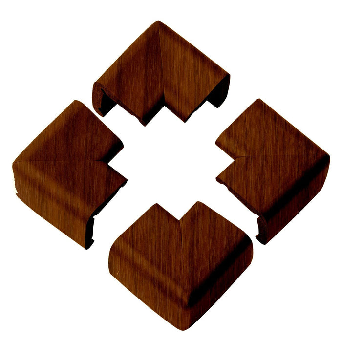 Clevamama Wood Finish Corner Cushions