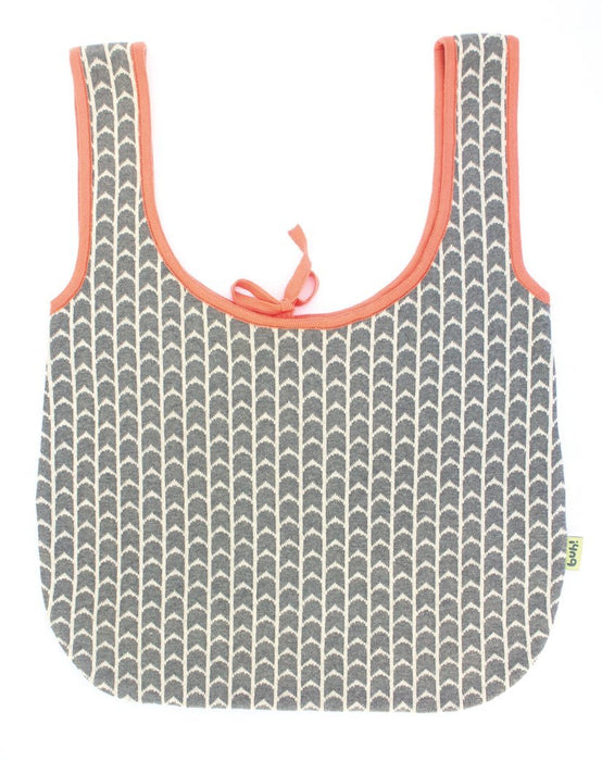 Buh ! Kids Knitted Trolley Bag 100 Percent Organic Cotton Mandarina Collection