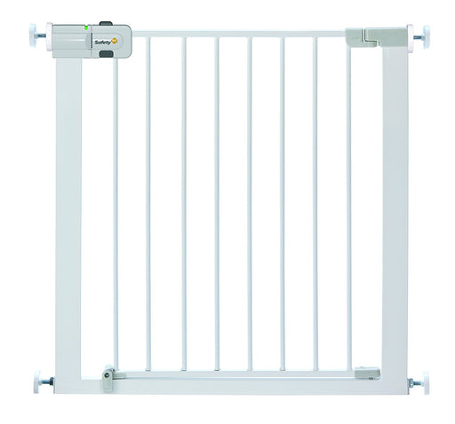 Safety 1st Easy Close Metal - baby safety gates (Manual, Metal, White, Lacquer)