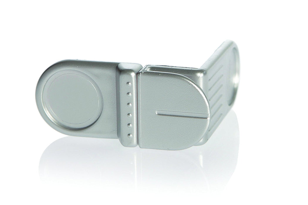 Dreambaby Angle Lock (Pack of 2, Silver)
