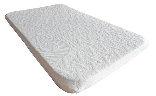 Mother Nurture Thermo Bedside Crib Mattress 84x50x5cm (Fits Chicco Next 2 Me)