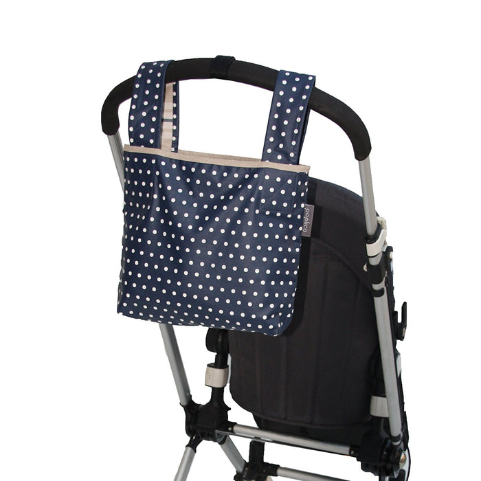 Bags for Pushchairs and Large Scooters - Blueberry