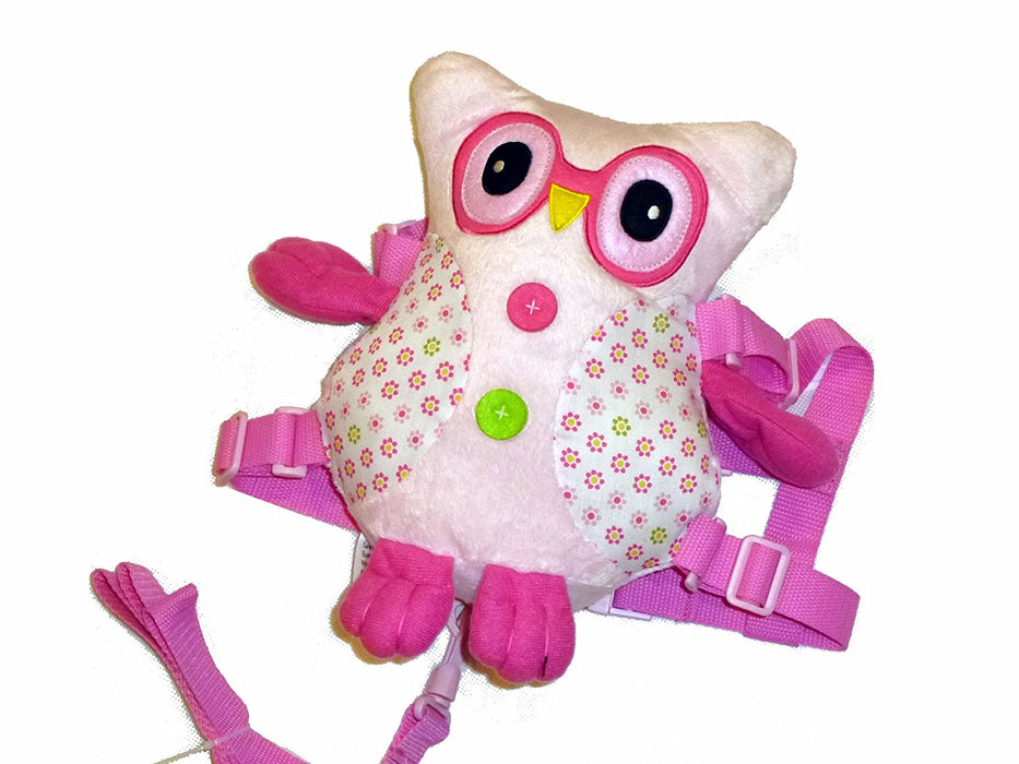 Maxtto Toddler Harness (Reins Pink Owl)
