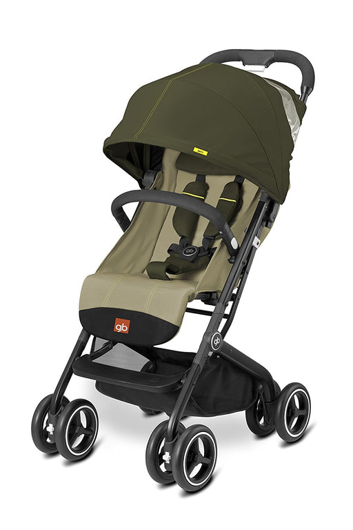 GB Qbit Plus Strollers (Lizard Khaki)
