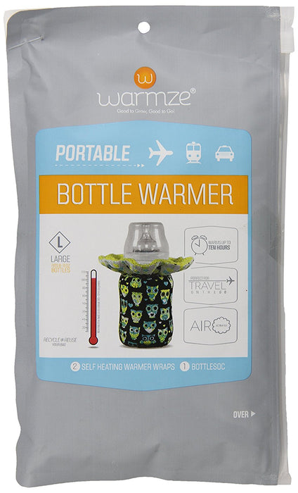 Warmze Bottle Warmer Kit, Large, 8-11 Ounce