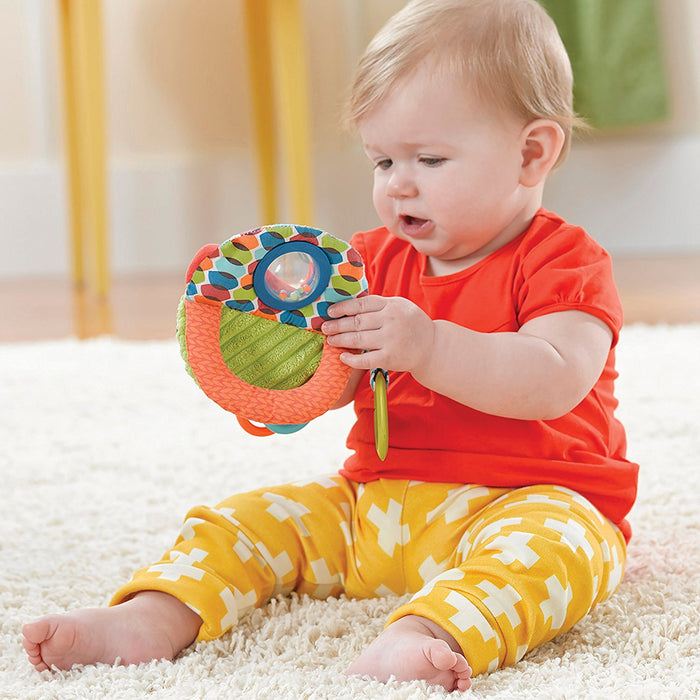 Skip Hop Rattle and Play Stroller Toy, Jumble Ball