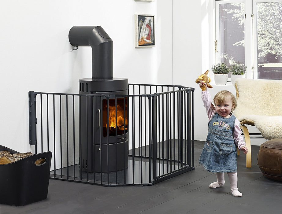 BabyDan Flex Hearth Gate