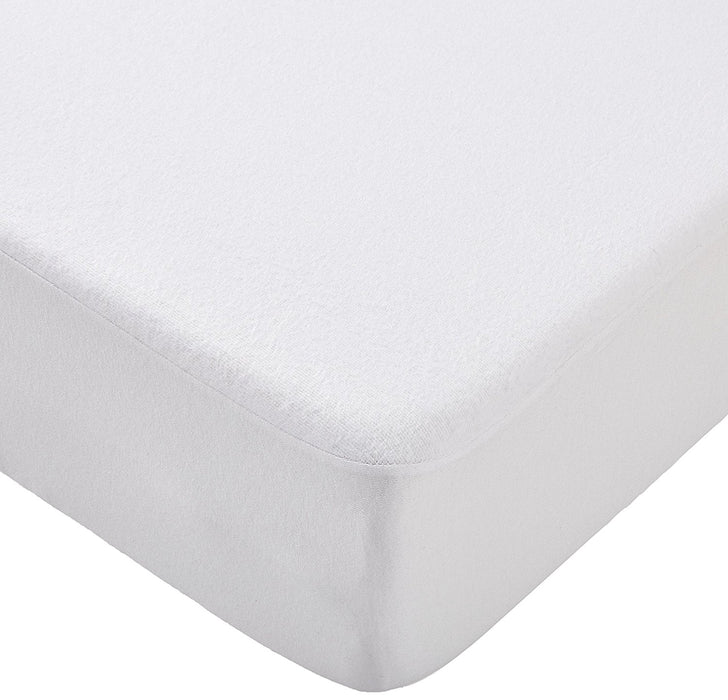 Briljant Baby Doll Waterproof Mattress Protector PU Bestichtung for Total Protection Cover 60 x 120 cm