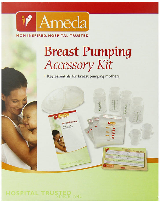 Ameda Breast Pumping Accessory Kit