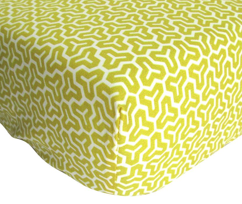 Buh ! Kids Fitted Sheet Poplin Torino Collection (90 X 190 Cm)