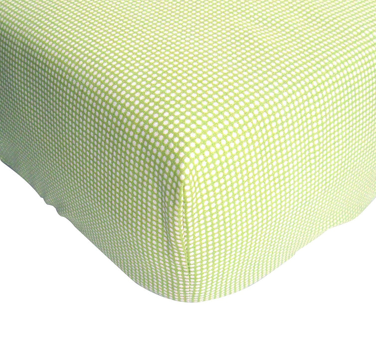 Buh ! Kids Fitted Sheet Poplin Puntos Collection (70 X 140 Cm)