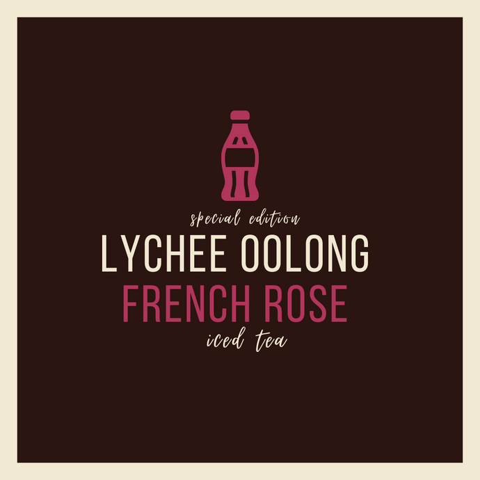 Lychee Oolong with French Rose