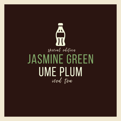 Jasmine Green Tea with Ume Plum