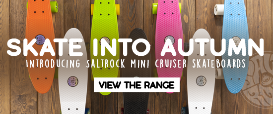 Saltrock Skateboards