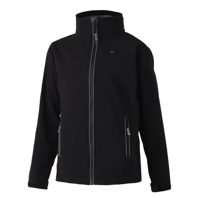 Surfanic   - Boys  Rocko Softshell Jacket  - Black