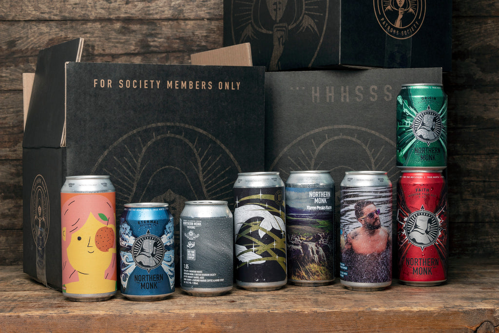 Patrons Society Subscription Box - March 2019