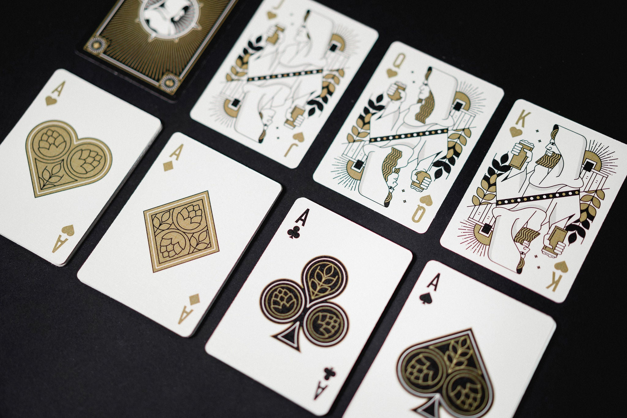 NORTHERN MONK PLAYING CARDS