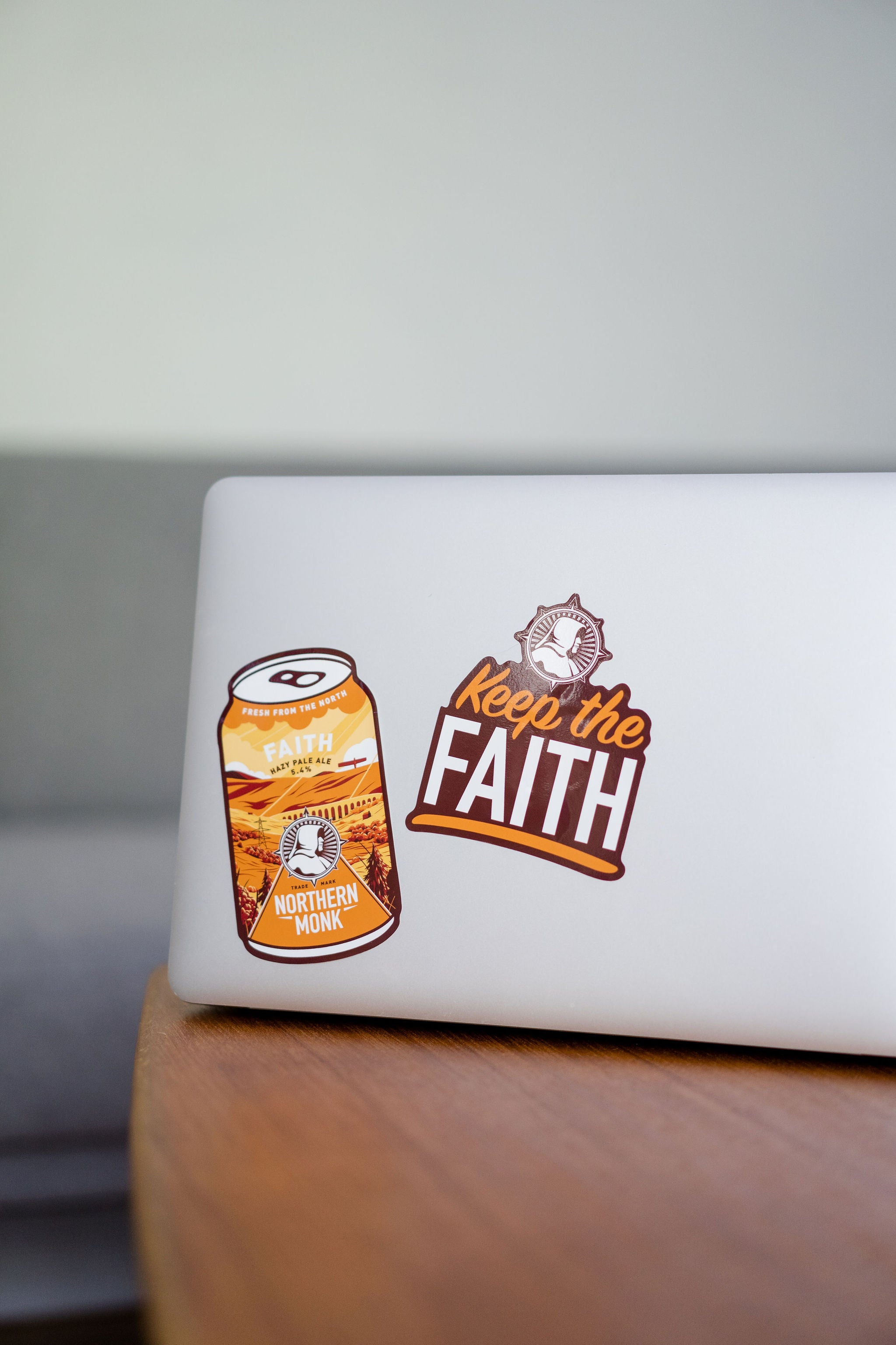 NORTHERN MONK STICKER PACK