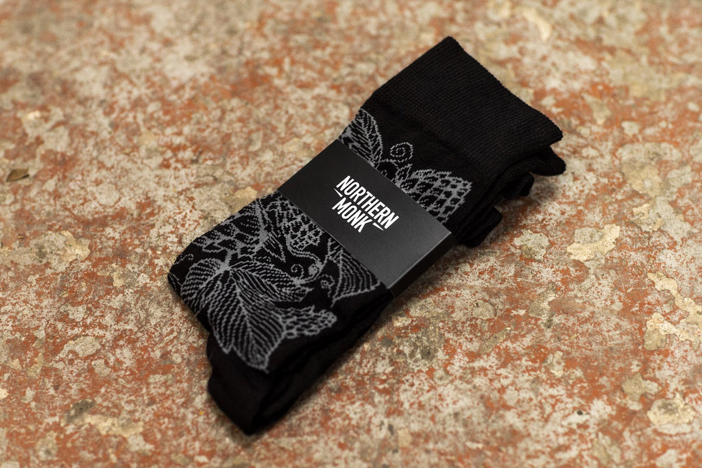 NORTHERN MONK SOCKS