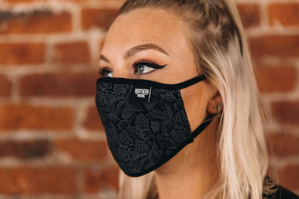 NORTHERN MONK FACE MASKS