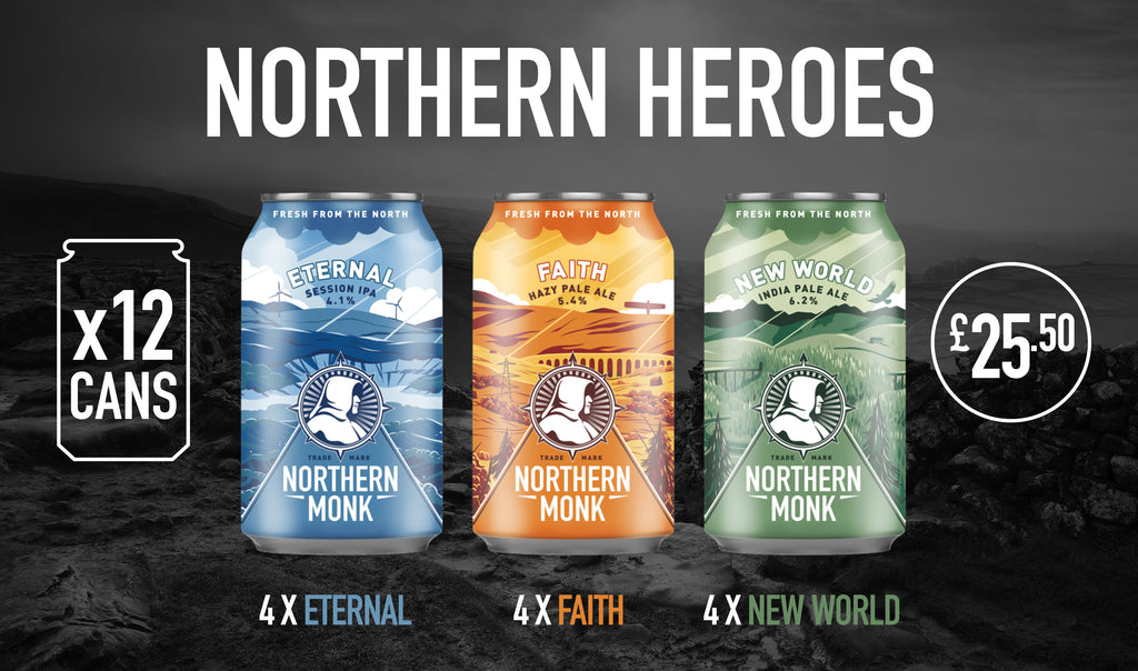 NORTHERN HEROES 12 PACK