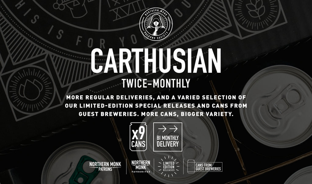 CARTHUSIAN TWICE-MONTHLY SUBSCRIPTION BOX