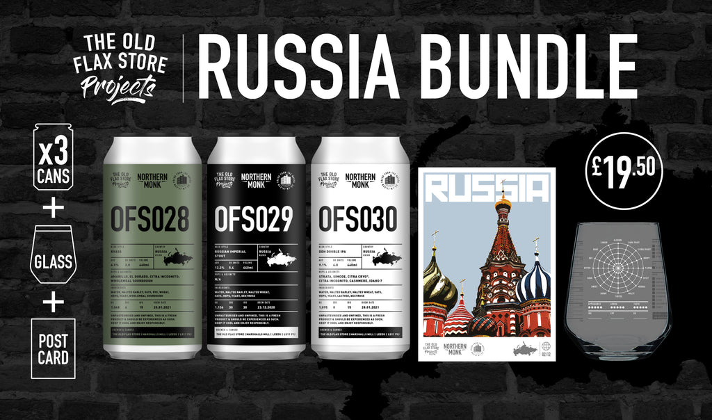 OLD FLAX STORE PROJECTS RUSSIA BUNDLE