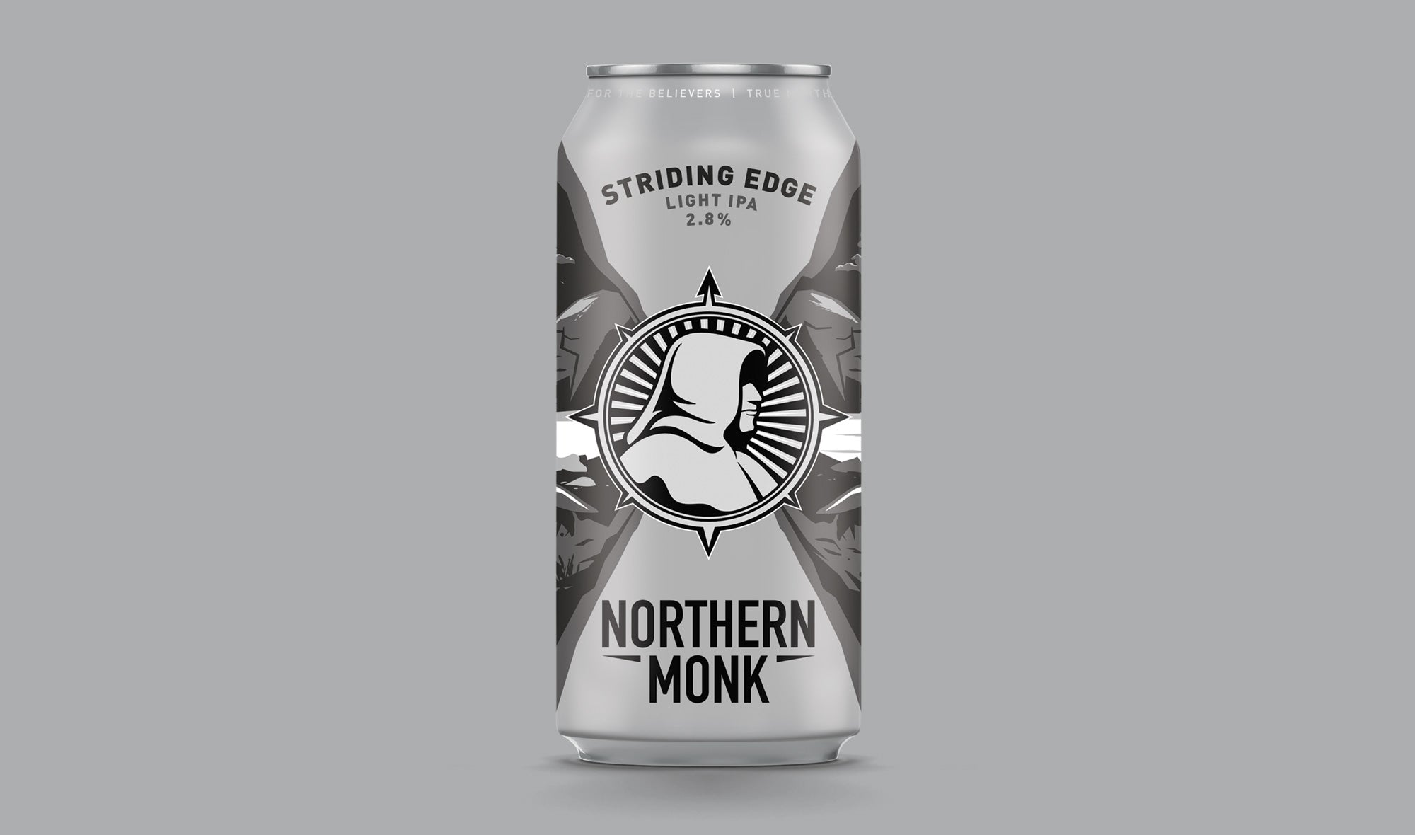 STRIDING EDGE Hazy Light IPA // 24 CASE PACK
