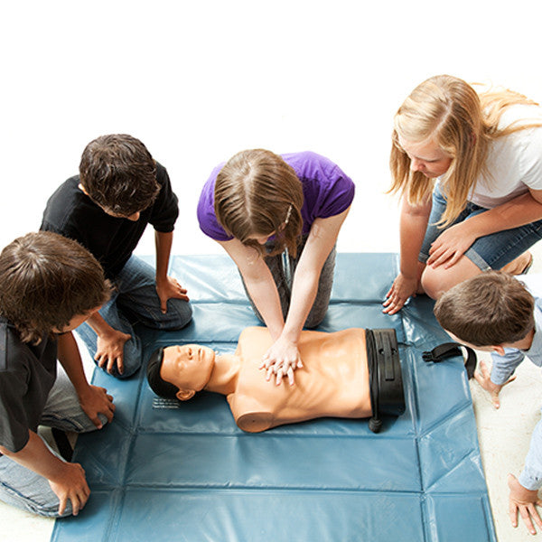 CPR education courses with AED