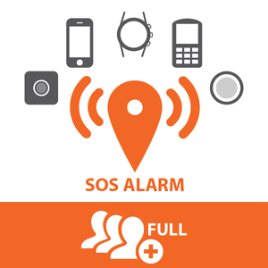 iHELP SOS alarm center