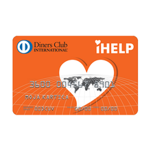 iHELP Diners Club credit card