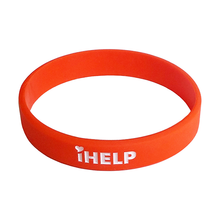 iHELP medical bracelet (SOS ID code)