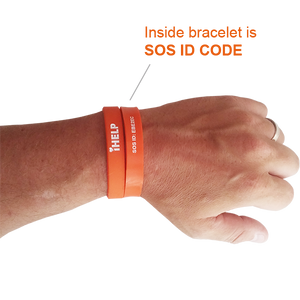 iHELP medical bracelet