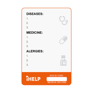 iHELP health card