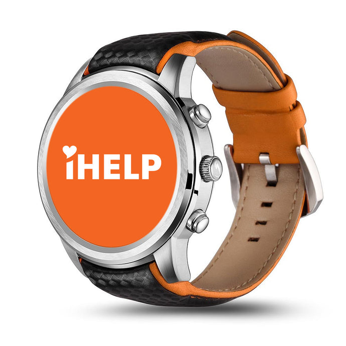 iHELP SOS smart watch - SOS alarming