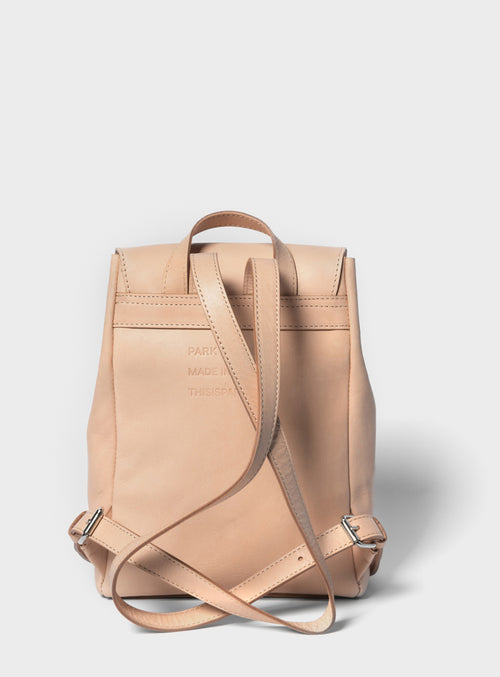 MBP01 Mini Backpack Vachetta - View 2