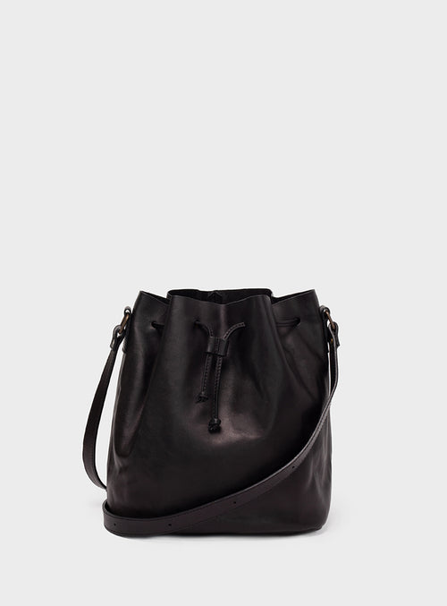 BB01 Bucket Bag Black  - View 1