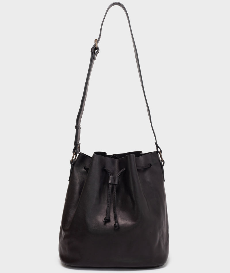 PARK Bucket Bag BB01 Black