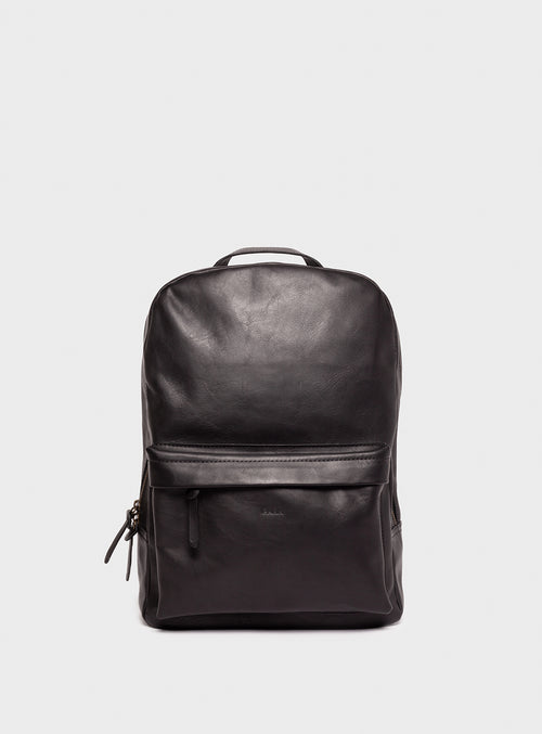 BP02 Backpack Black  - View 1