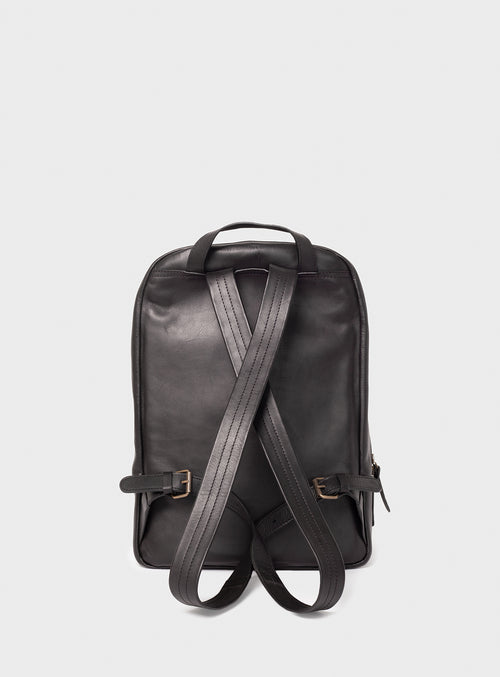 BP02 Backpack Black - View 2