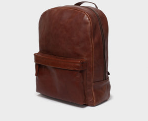 PARK Backpack BP02 Dark-Brown