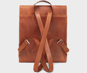 PARK Backpack BP05 Brown