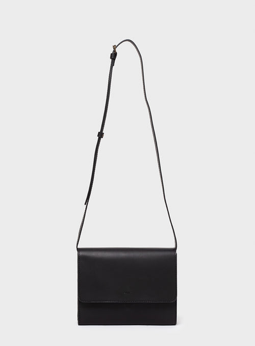CB01 Crossbody Bag Black - View 2
